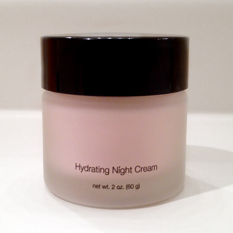 Hydrating Night Creme Final Touch