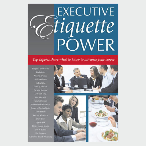 Executive Etiquette Power by Final Touch finishing school