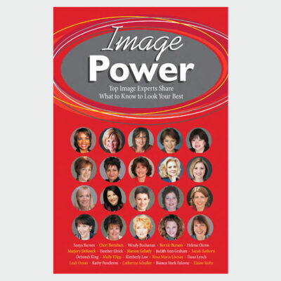 Image Power book by Final Touch finishing school