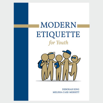 Modern Etiquette for Youth Book Cover