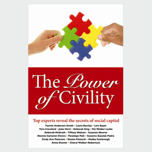 The Power of Civility book by Final Touch, top experts reveal the secrets of social capital