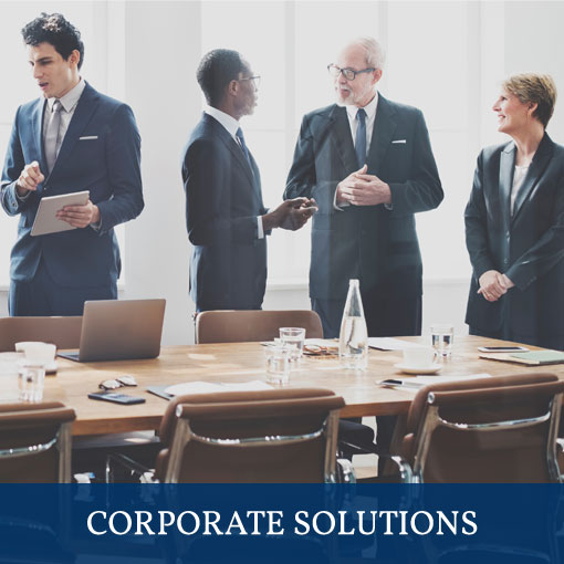 Corporate Solutions