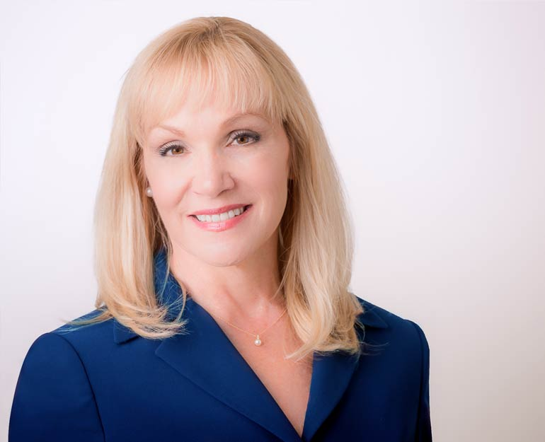 Deborah King, President of Final Touch
