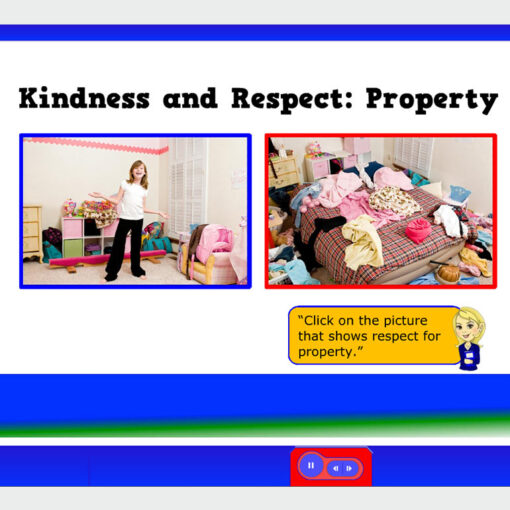 Young Ladies & Gentlemen program by Final Touch, kindness and respect for property